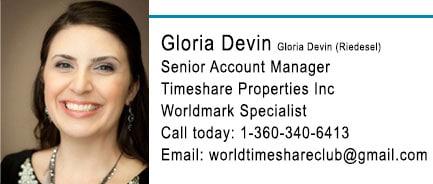 Gloria Card